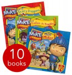 10 Mike The Knight books £4.99 + FREE delivery with code FLOWERS @ TheBook People RRP £59.90
