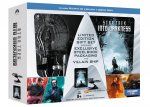 Star Trek Into Darkness - The Villain Edition (LIMITED EDITION SET inc Steelbook - 2D & 3D Blu-Rays, Digital Copy & Model Ship) @ eBay - The Entertainment Store - £22.99