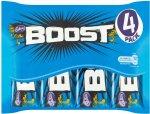 4x Boost Bars - 4 x Picnic Bars - £1 (25p per bar) @ Morrisons