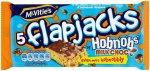 McVitie's Milk Chocolate Hobnobs Flapjacks (5 per pack - 170g) was £1.30 now 65p @ Morrisons
