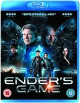 (Pre Owned) Ender's Game [Blu-Ray] £5.00 delivered @ Xtra-Vision Marketplace