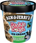 Ben & Jerrys Cookie Dough Ice Cream 500ml £2.50 or £1.50 (with shopitize cashback) @ Asda & Tesco