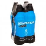 Powerade Ion4 4 Pack 2 for £4.00 From ASDA