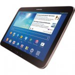 "SAMSUNG Galaxy Tab 3 WiFi 10.1"" - 16 GB - black @ Pixmania. Free delivery"