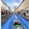 Bristol Art Weekend 2 - 5 May - Including GIANT WATER SLIDE