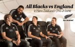 Win All Blacks Shirts @ Air New Zealand