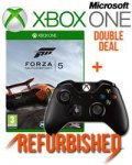 Refurbished Xbox one game  forza and a wireless controller (refurb) £49.99 @ Sweetbuzzards