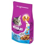 Whiskas 3 for £9 plus free cat bowl incl the 2Kg bags - Pets at Home