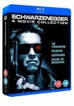 Arnold Schwarzenegger Collection [Blu-ray] 4 Films - £11.50 @ Amazon