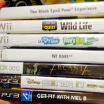 PS3 / Xbox 360 / Nintendo wii games £1 in poundland includes disney sing it, get fit Mel b, arcania gothic 4, national geographic wild life, wii dare etc