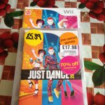 Pre-owned sleeveless Just Dance 2014 for Nintendo Wii at HMV