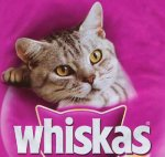 Whiskas 12 x 85gm pouches £2.50 in morrisons!