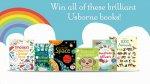 Win 1 of 6 Usborne book bundles with Butlins