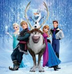 Frozen 3D showing in Kids AM Vue cinemas this weekend  £3.00 per person (or £4.95 pp VIP seating)