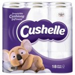 Cushelle White Toilet Roll 18roll for £6.00 in Asda inshore and online