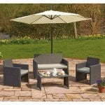 St Lucia Rattan Garden Lounge Set for £279.99 + P&P (was £399.99) @ Mirror Reader Offers