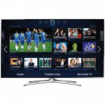 """Samsung UE40F6500 LED HD 1080p 3D Smart TV, 40"""" with Freeview/Freesat HD, Voice Control and 2x 3D Glasses - £519.95 @ john Lewis"""
