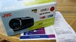 JVC HD Camcorder GZ-E105 Red £54.97 @ Currys instore