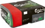 Carlsberg Beer 30 x 440ml cans for £16 @ Asda
