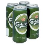 Carlsberg 4 x 440ml Cans   £2.15   @ Sainsburys Local