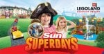 Get a free pair of tickets to LEGOLAND® Windsor Resort  @ The Sun