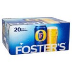 Any 2 for £20 on 20x440ml Fosters, Carlsberg & Strongbow @ Morrisons