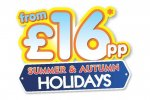 Local Paper Holiday Deals - from £16pp at Break Free Holidays