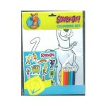Scooby Doo! Colouring Set with Pencil and Stickers £1.73 @ Amazon / Express Goods UK