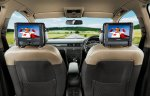 Nextbase twin screen DVD player with battery and car kit - £80 @ Amazon