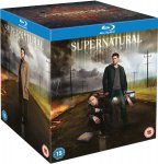 Supernatural:Season 1-8 Box Set (31 Discs - Blu-ray) £51.75 Delivered + TopCashback 3.15% @ Play.Sold by EntertainmentStore