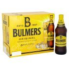 Bulmers Original or pear 8 pint bottles was £12 now £7 -  (88p a pint ) or No.17 / Bold Cherry 6 bottles for £7 @ Sainsburys