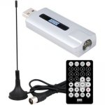 USB HD Freeview TV Tuner DVB-T2 (August DVB-T210); £30.00 lowest price - Sold by Daffodil UK and Fulfilled by Amazon
