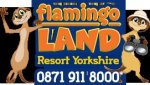 2 for 1 tickets at Flamingoland With Free Lunch Included ( Choose from Fish & Chips, Burger & Fries or Veggie Burger & fries), Voucher in todays Daily Mirror  ....... Code is: MR2FOR114