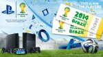 Win a pair of tickets to the 2014 FIFA World Cup Brazil™ final with Sony PlayStation®, including transport and four days accommodation @ The Sun