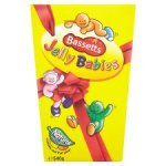540G cartons Bassetts Jelly Babies  and Liquorice Allsorts half price now £1.75 @ tesco , instore and online