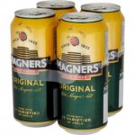 4 x cans of Magners £2.99 @ Bargain Booze