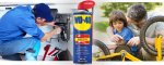 Free 400ml tin of wd40 for sun+ members worth £6 only £1 @ Halfords