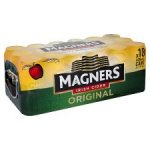 Magners Original Cider 18X440ml Cans, £12.00 (66p Per Can) @ Tesco Instore&Online