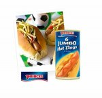 Win £200 Supermarket voucher with Princes Hot Dogs