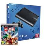 Sony PlayStation 3 12GB Super Slim Console with Lego Marvel Superheroes£133.99 @ Amazon