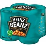Heinz Baked Beans 4 Pack - £2 @ Asda = £1.25 Via The Shopitize App...