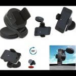 Universal Mobile Phone PDA In Car Windscreen Suction Mount Holder Cradle Stand  360° HTC SAMSUNG iPHONE NOKIA HUAWEI BLACKBERRY LG SONY £1.99 @ ebay  v9universal