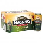 Magners Original Cider 12x440 ml cans £5.75 @ Sainsburys Preston