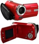VIVITAR - DVR508NHD-RED - CAMCORDER, FULL HD, 8.1MP, DVR508NHD, RD £23.94 Delivered at CPC