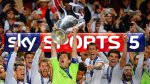 2 years free broadband by activating Sky Sports 5  at Sky Sports