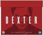 Dexter: Complete Seasons 1-8 DVD £47 @ Amazon