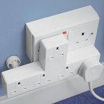 5 Way Plug Adaptor £4.95 @ Mirror free delivery