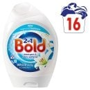 Bold 2in1 Crystal Rain & White Lily Liquitabs Detergent 20 washes 3 for £10 mix and match @ ASDA