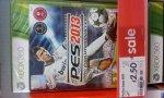 PES 2013- Pro Evolution Soccer XBOX 360 at Asda only £2.50