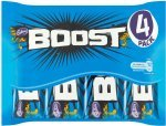 4x Boost Bars - 4 x Picnic Bars - £1 @ Morrisons (Plus various others)